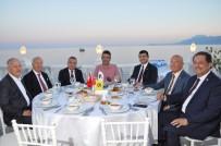 Başkanlar DÖSİAD'ın İftar Yemeğinde Buluştu