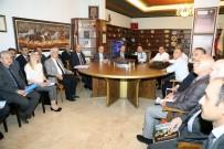 Belediye Başkanı Arı, Birim Müdürleri İle Projeleri Değerlendirdi
