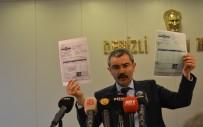 Belediye Personeli Ankara'da Yediği Yemeği Denizli'de Ödetti