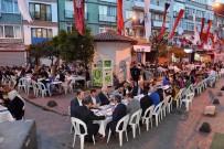 TAKSIM MEYDANı - Beyoğlu'nda Vatandaşlar Sokak İftarında Buluştu