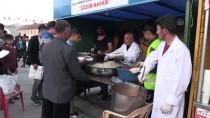 Bitlis'te Her Gün Bin 500 Kişiye İftar Yemeği Veriliyor