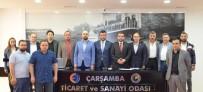 ENVER YıLMAZ - Çarşamba'da İstihdamı Katlayarak Proje Açıklaması 'Tekstilkent'