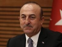 ANAYASA - Çavuşoğlu'ndan kritik Suriye açıklaması