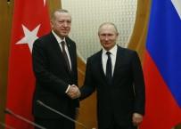 ANAYASA - Cumhurbaşkanı Erdoğan Putin ile görüştü