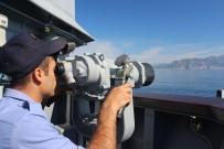 DONANMA KOMUTANI - Deniz Kurdu-2019, Denizaltı Savunma Harbi Eğitimi İle Devam Ediyor