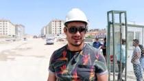 Denizli'de İş Makinesi Doğal Gaz Borusunu Patlattı