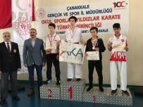 Denizlili Karateciler Dereceye Girdi