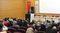 DPÜ'de 'Tasavvufi Hayatlardan Gençlere Öğütler' Başlıklı Bir Konferans