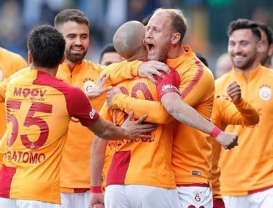 Galatasaray'ın rakibi Akhisarspor