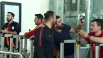4 EYLÜL STADı - Galatasaray Kafilesi Sivas'ta