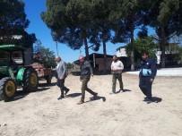 Her Açıdan - Horsunlu'da Kır Düğün Bahçesinin Yapımına Başlandı