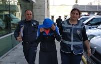 Hurdacıdan Hırsızlık Yapan 2 Genç Kız Gözaltında