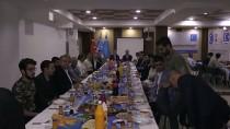 ZIRAAT BANKASı - Irak Türkmen Cephesinden Erbil'deki Türk Kurumlarına İftar