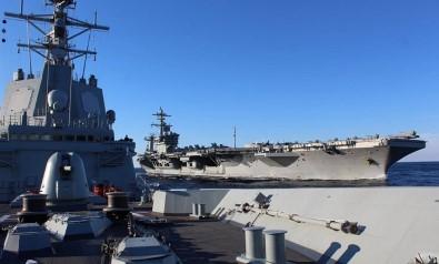 İspanya ABD donanmasındaki fırkateynini geri çekti