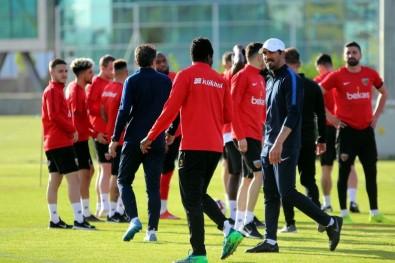 İstikbal Mobilya Kayserispor, Akhisarspor Hazırlıklarına Başladı