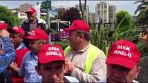 MÜZAKERE - Kadıköy Belediyesinde Grev Kararı Asıldı