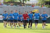 Karabükspor'da Gazişehir Gaziantep Maçı Hazırlıkları Başladı