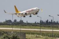 KOCA SEYİT - Koca Seyit Havalimanı 2019 Yılında 76 Bin 875 Kişiye Hizmet Verdi