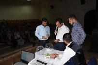 Nusaybin'de Terör Mağdurları İçin Yapılan Konutların Kurası Çekildi