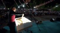 Ramazan Etkinliklerinde Kum Sanatı Büyük İlgi Gördü