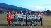 ŞAMPİYONLUK MAÇI - Salihlispor'un Minikleri İzmir'de Şampiyon Oldu