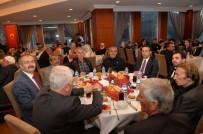 ADALET KOMİSYONU - Şehit Yakınları Ve Gaziler Onuruna İftar Programı Düzenlendi