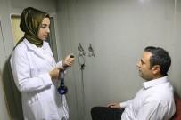 İŞİTME CİHAZI - Siverek Devlet Hastanesinde Yenilikler Devam Ediyor