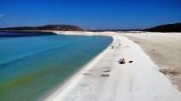 Türkiye'nin Maldivleri Açıklaması Salda Gölü