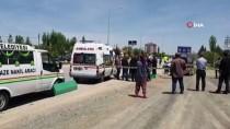 Uşak'ta Otomobilin Çarptığı Bisiklet Sürücüsü Öldü