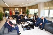 Vali Gürel Başkanlığında Değerlendirme Toplantısı Yapıldı