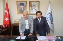 İŞBİRLİĞİ PROTOKOLÜ - Akdeniz Belediyesi 'Kariyer Ofisi' Kuruyor
