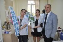 Başkan Kaya İncirliovalı Hemşireleri Ziyaret Etti