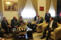 Başkan Köse, Kılıçdaroğlu İle Bir Araya Geldi