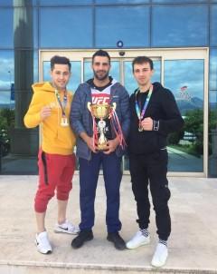 Bayburt Üniversitesi Boksta Türkiye Şampiyonluğu Elde Etti