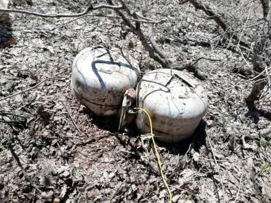 Bingöl'de 5 odalı sığınak ve 60 kiloluk patlayıcı imha edildi