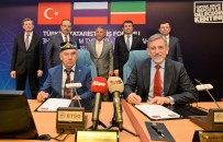 İŞBİRLİĞİ PROTOKOLÜ - BTSO'dan Türkiye-Tataristan İş Forumu