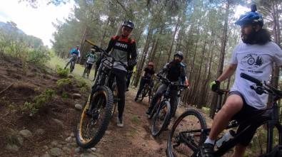 Dağ Bisikletiyle Karya'dan Akyaka'ya