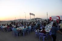 Elbeyli'de 10 Bin 500 Suriyeliye İftar Yemeği