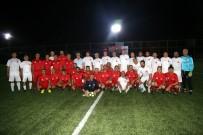 KARAAĞAÇ - Erhan Aksay Futbol Turnuvası Körfez Grubu Maçları Başladı