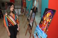 EL EMEĞİ GÖZ NURU - Erzincan'da Gençlik Haftası El Sanatları Sergisi Açıldı