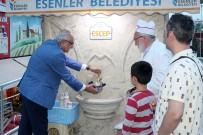 KAZIM KARABEKİR - Esenler'de Çeşmelerden İftarda Çorba Akıyor