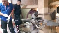 Fabrikada Korkunç Olay Açıklaması Kolunu Makineye Kaptırdı