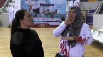 İŞİTME ENGELLİLER - İşitme Engelli Tekvandocunun Hedefi 3. Olimpiyat Şampiyonluğu