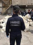 TOPRAK MAHSULLERI OFISI - İstanbul'da 10 Ton Uyuşturucu Fabrika Kazanında İmha Edildi