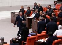 LEVENT GÖK - İYİ Parti Milletvekili Nuhoğlu'na İki Oturum Çıkarma Cezası