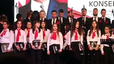 İzmir'de 'İlk Kurşun Konseri'