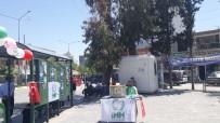Kahta İHH Ramazan Bağış Standı Açtı