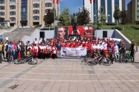 Karabük'te 'Gençlik Haftası' Dolayısı İle Tören Düzenlendi