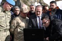 Kayıp Gazeteciyi Arama Çalışmalarında 6'Ncı Gün