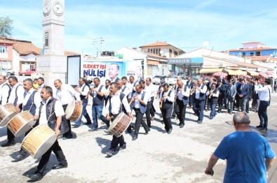 Keskin'de 'Gençlik Yürüyüşü'